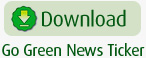 Download Go Green News Ticker