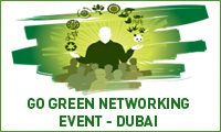 Go Green Networking Event