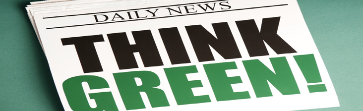 Subscribe to 'Go Green' News Alerts